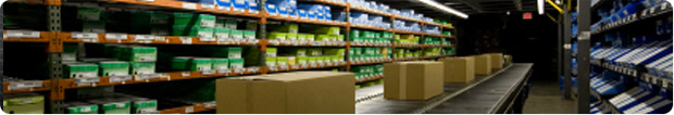LogOn Business Systems - Inventory Warehousing and Fufillment solutions